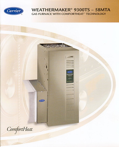 Carrier Comfort Series